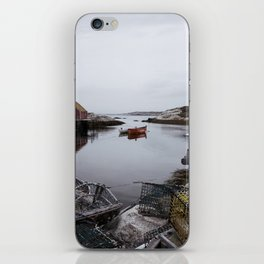 Peggy's Cove, NS iPhone Skin