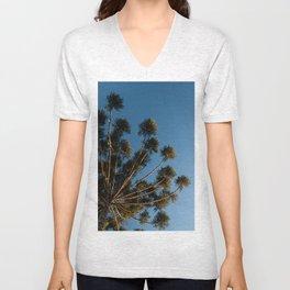 Araucaria Branches Unisex V-Neck