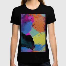Ink Feelings II - Abstract watercolour painting T-shirt