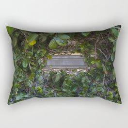 Forgotten Mail Rectangular Pillow