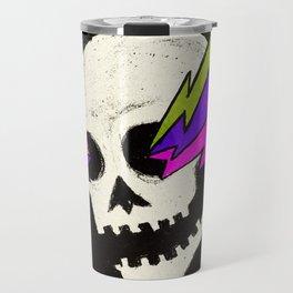 Variations on a Skull Part One Travel Mug