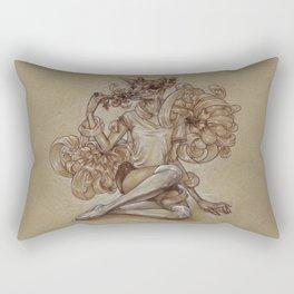 Under a Spell Rectangular Pillow