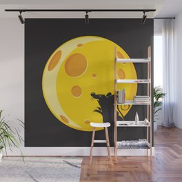 Bloodmouse Wall Mural