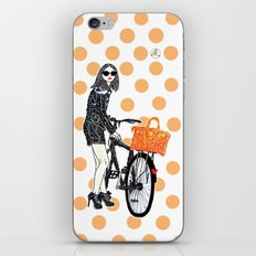 Olivia Palermo iPhone & iPod Skin