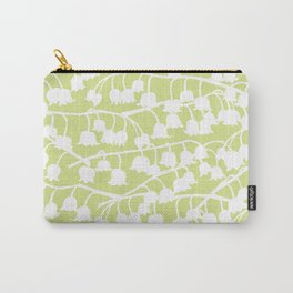 Lily of the Valley repeat Carry-All Pouch