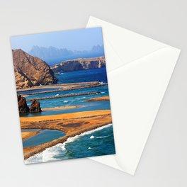 Yiti Beach Oman Stationery Cards