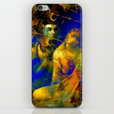 Shiva The Auspicious One - The Hindu God iPhone & iPod Skin