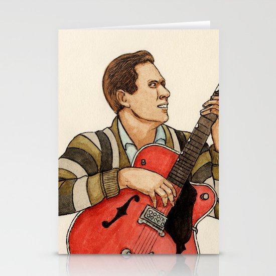Chet Atkins Stationery Cards