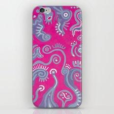 Movimiento Intimo iPhone & iPod Skin