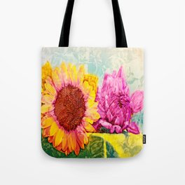 Girlfriends of Summer Tote Bag