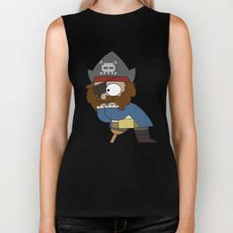 Pirate Shock Biker Tank