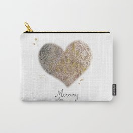 Mercury in love Carry-All Pouch