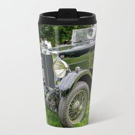 Classic Britsh MG Travel Mug