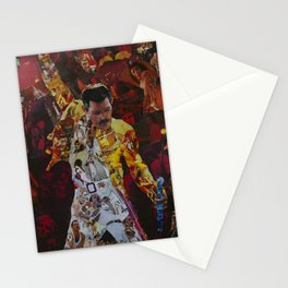 queen collega Stationery Cards