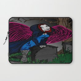 Death is looking for you Laptop Sleeve