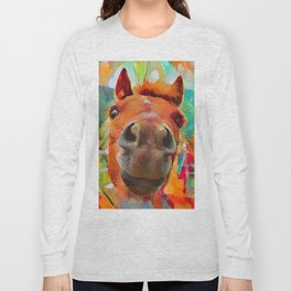 So Happy to See You Long Sleeve T-shirt