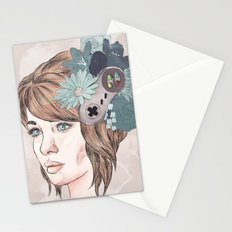 16 Bit Stationery Cards
