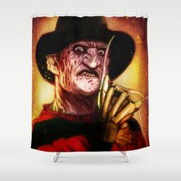 Freddy Shower Curtain