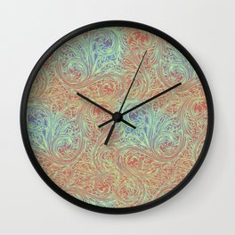 SkyVines Wall Clock