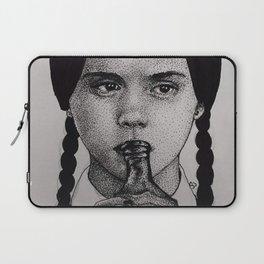 Wednesday Addams Laptop Sleeve