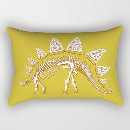 Pizzasaurus Awesome! Rectangular Pillow