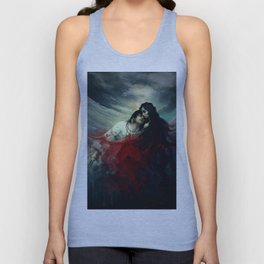 The Mussel Eater Unisex Tank Top