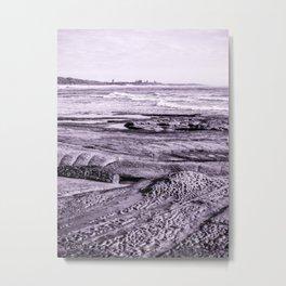 View to Pt Cartwright - Sunshine Coast Qld Metal Print