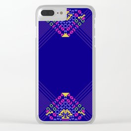 """CA Fantasy """"Valentine's Day"""" series #8 Clear iPhone Case"""