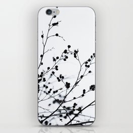 Winter Silhouettes 1 iPhone Skin