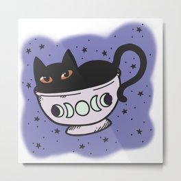 Catppuccino Metal Print