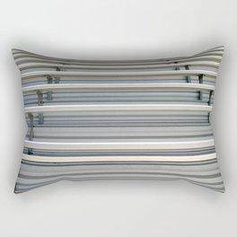 Bleachers Rectangular Pillow