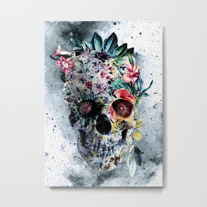 Memento te hominem esse Metal Print