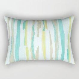 Beach Lines Rectangular Pillow