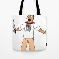 Andres Bonifacio Simpsons Style Tote Bag