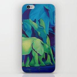 Blue Dreams iPhone Skin