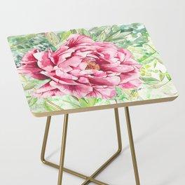 Peonie Side Table