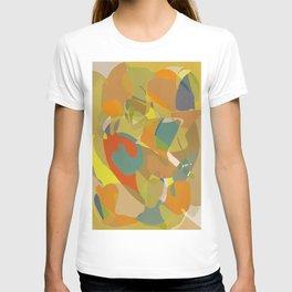 Woman With Jar T-shirt