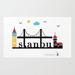 Istanbul. Rug
