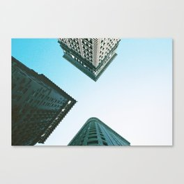 View from 4th and Wood in Pittsburgh, PA Canvas Print