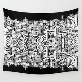 Disorganized Speech #8 Wall Tapestry
