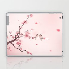 Oriental cherry blossom in spring 005 Laptop & iPad Skin
