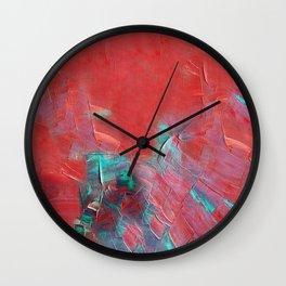 Le Quattro Stagioni - Estate Wall Clock