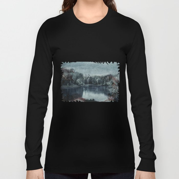 Memory is in blood Long Sleeve T-shirt