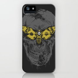 Silence of the Lambs iPhone Case