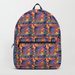 Homage to Vasarely Backpack