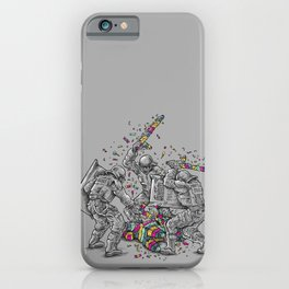 Police Brutality iPhone Case