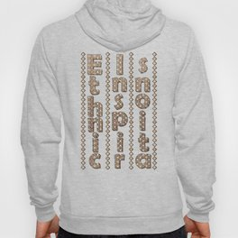Ethnic Composition V3 Hoody