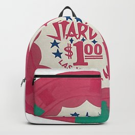 Stardust Pink - Casino Chip Series Backpack