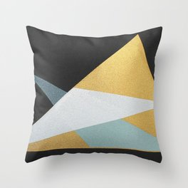 Left to Right Throw Pillow