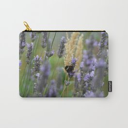 Wild Honey Bee Carry-All Pouch